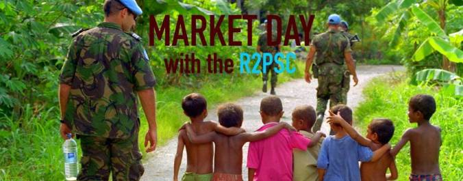 Market Day with the R2PSC